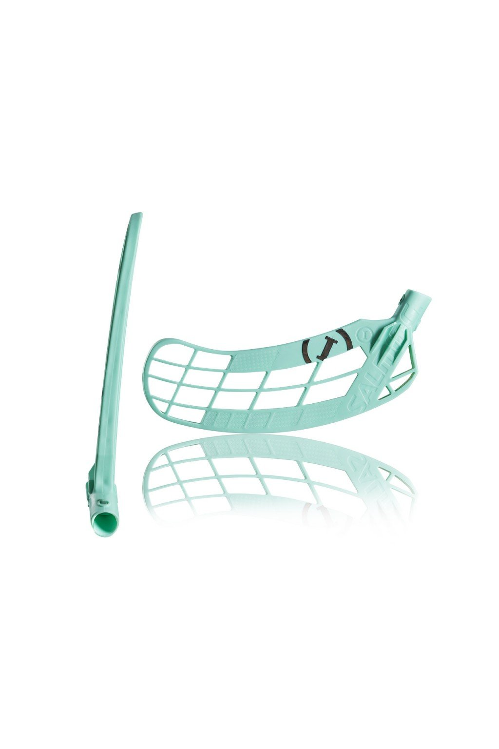 salming quest 1 blade touch plus mint green l
