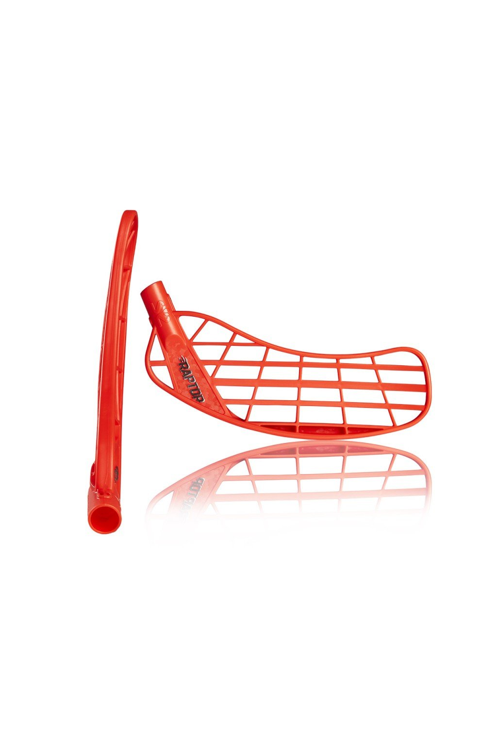salming raptor blade touch plus red l