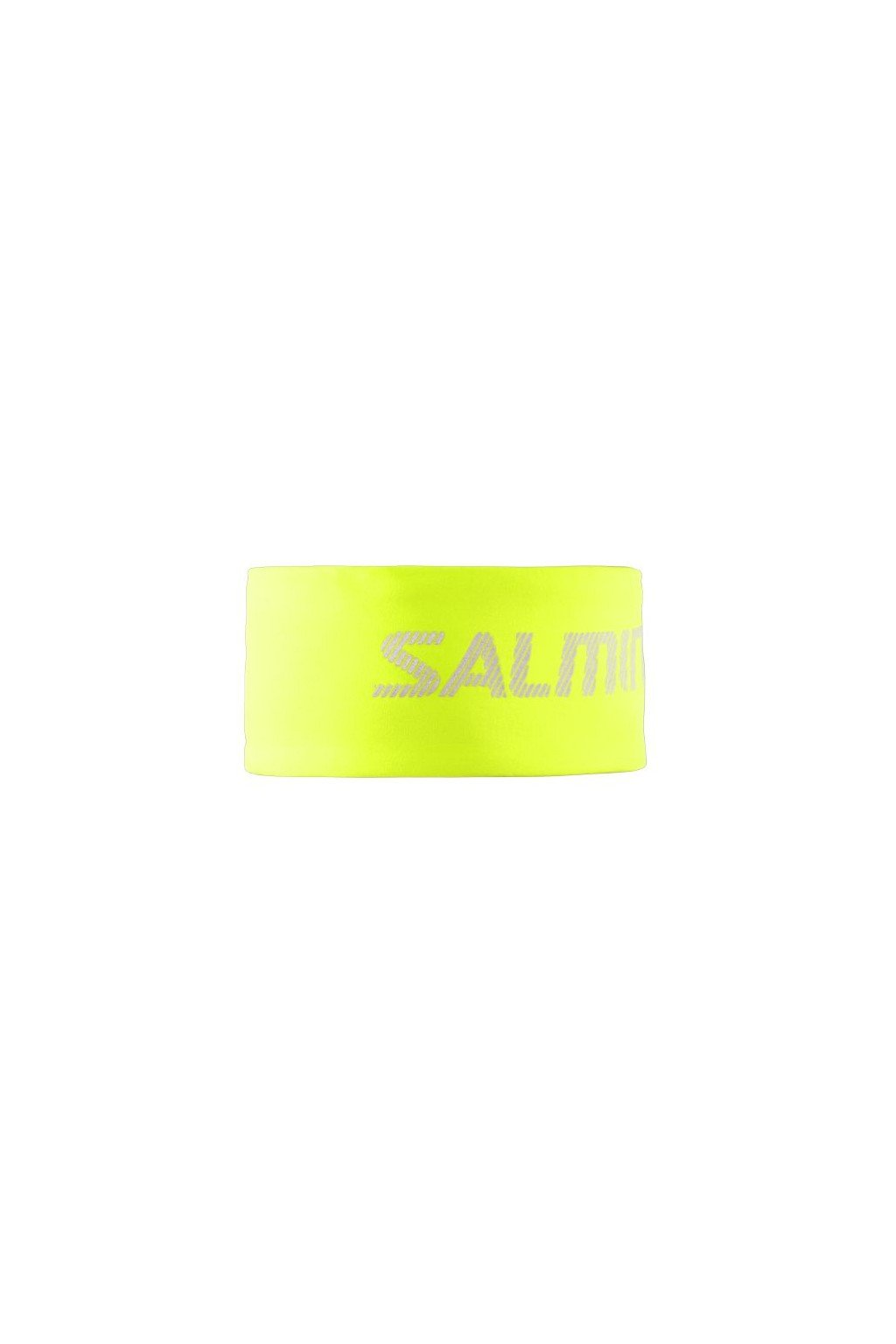 salming thermal headband safety yellow s m