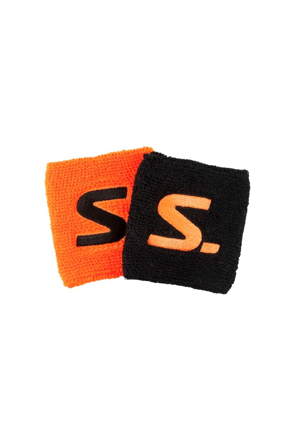 salming wristband 2 pack black magma red