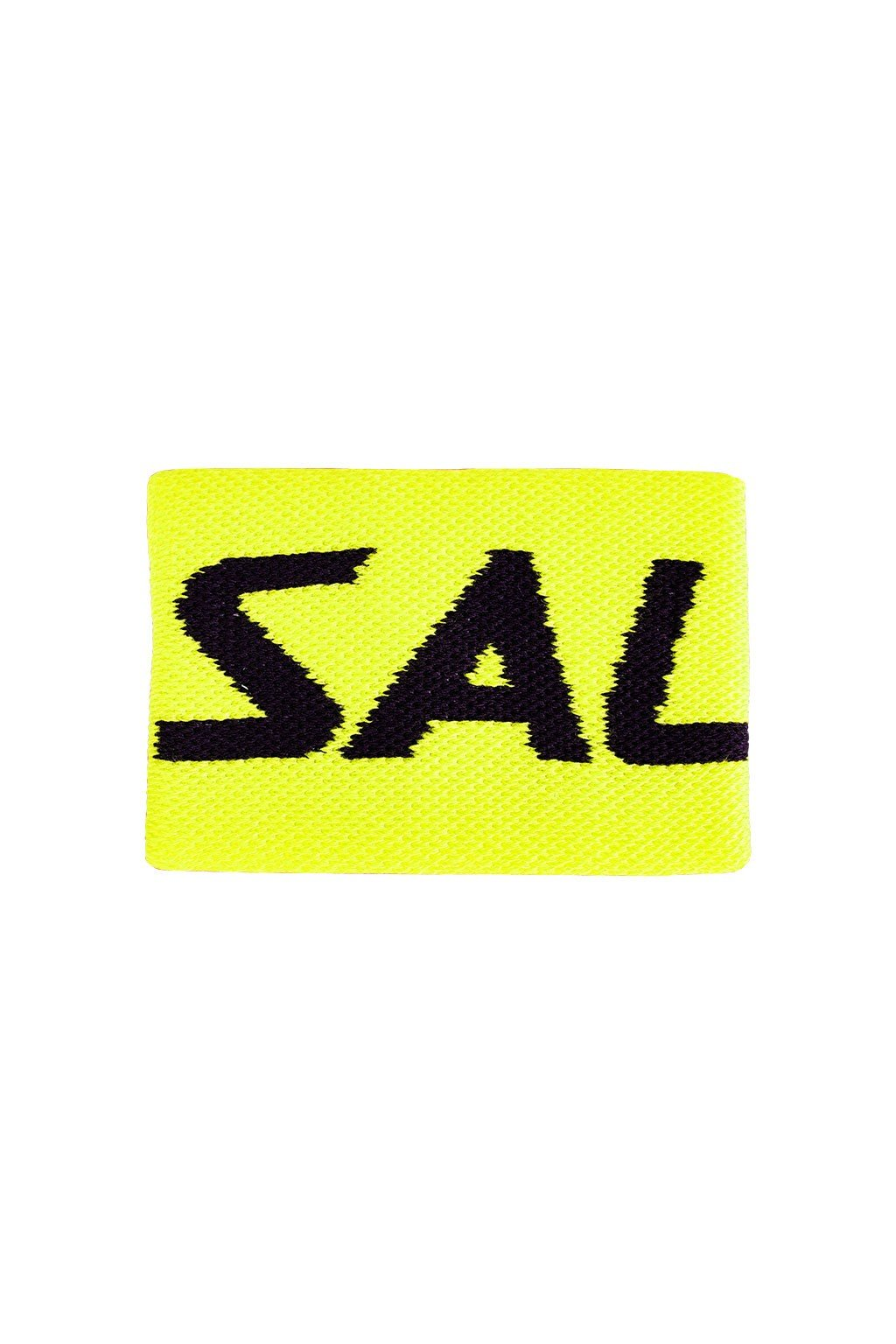 salming wristband mid yellow black