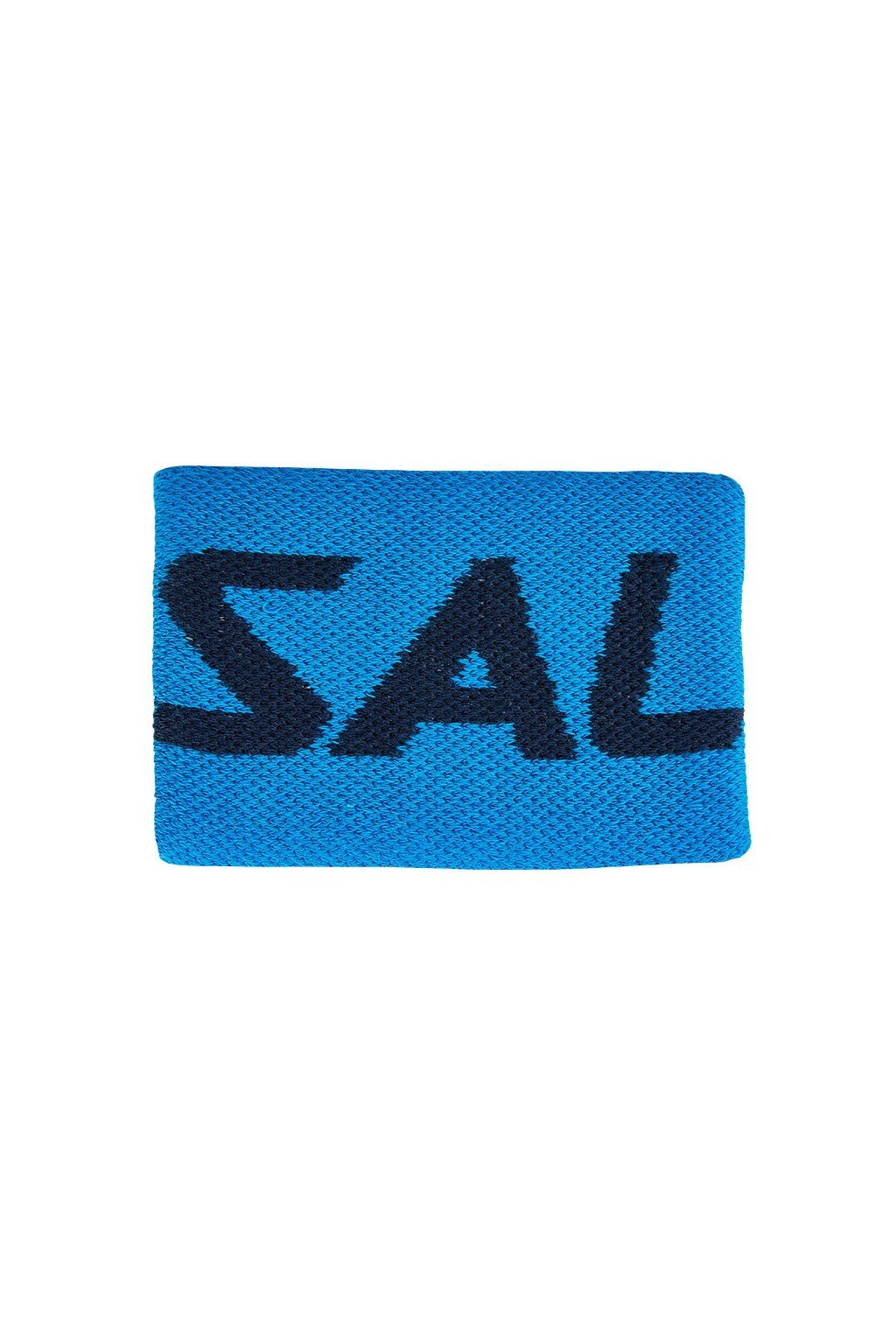 salming wristband mid blue navy