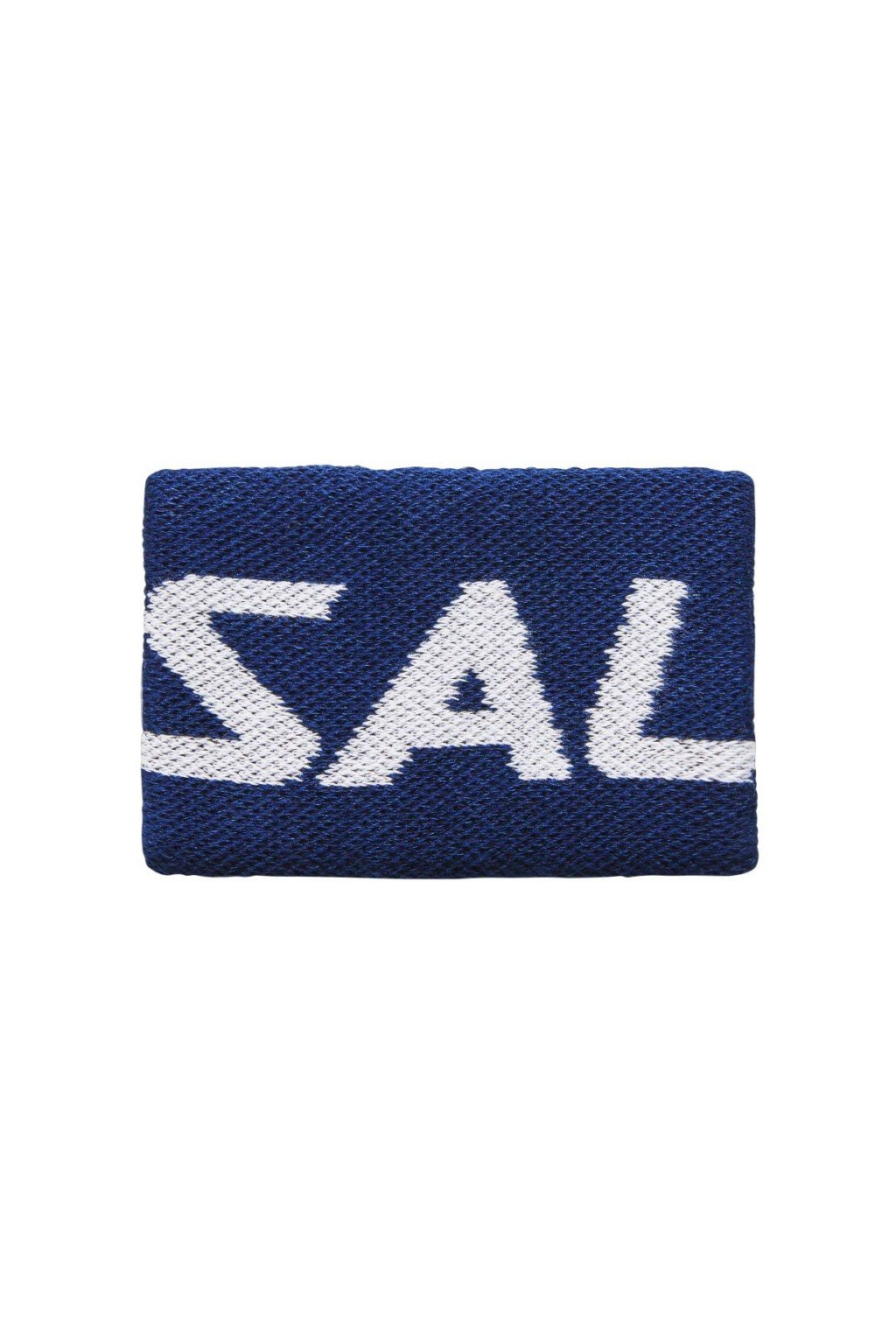 salming wristband mid navy white