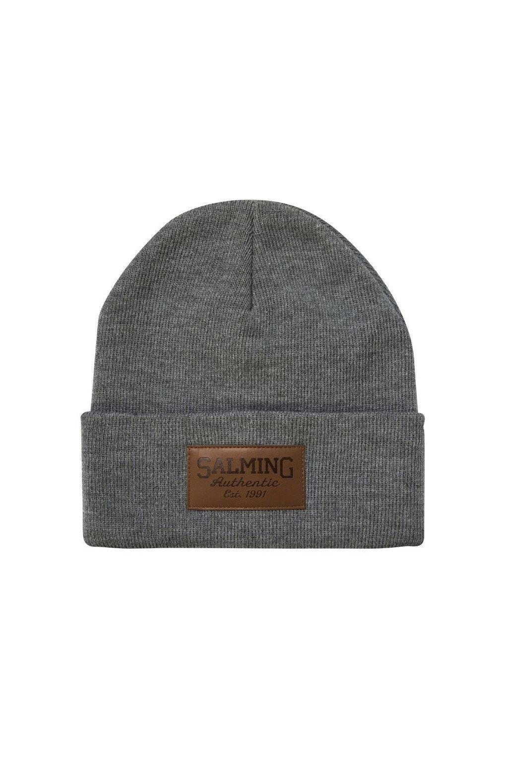 salming walton beanie grey