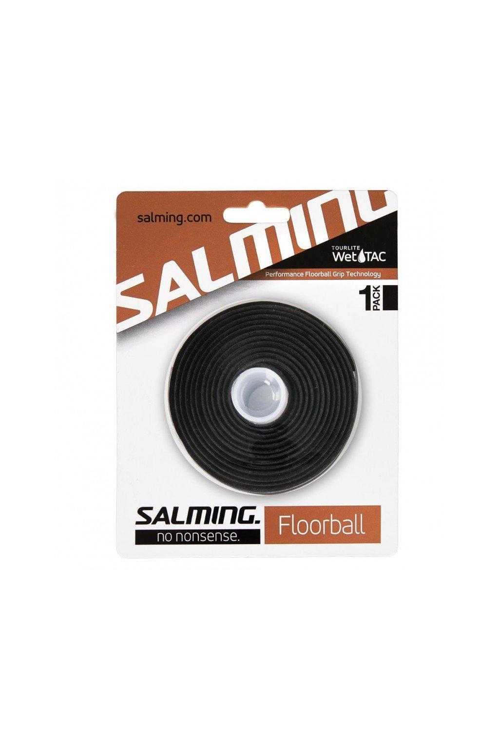 salming tourlite wettac grip black (1)