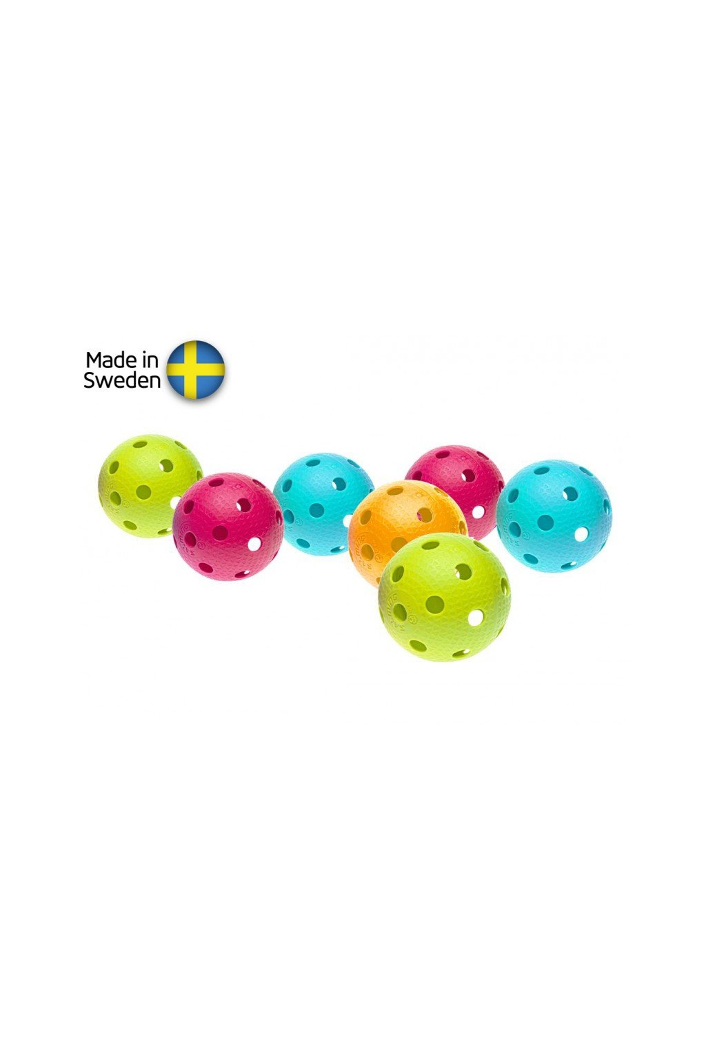 salming aero ball 10 pack colour mix (1)