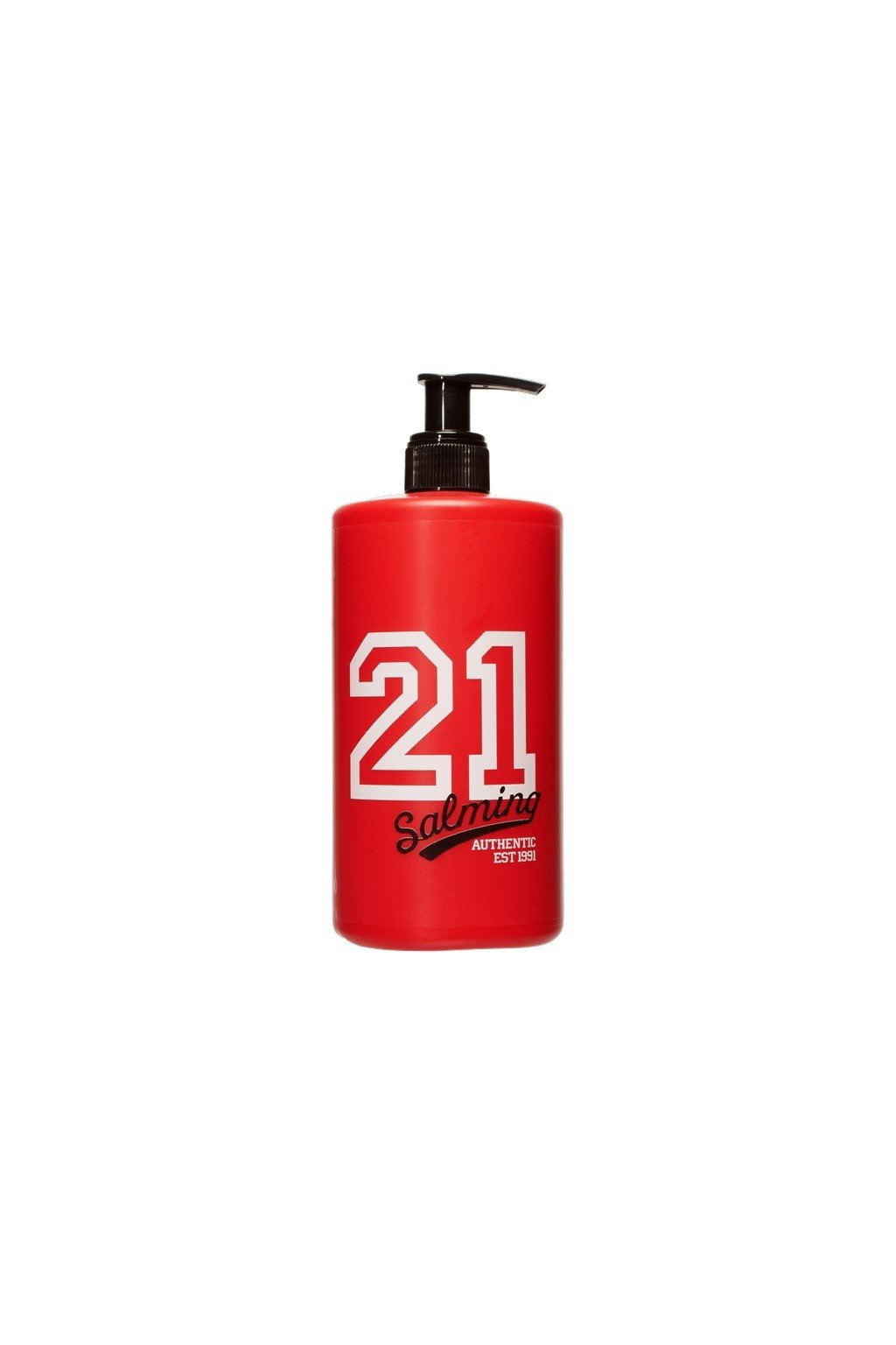 salming 21 hairbody shower gel red 500ml
