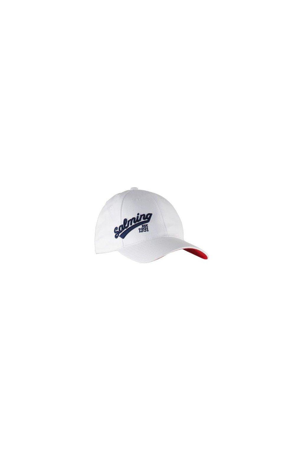 salming epic cap white