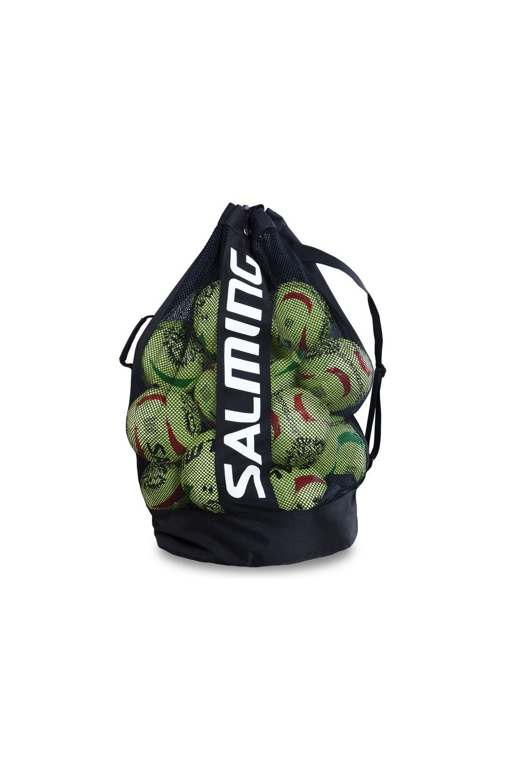salming handball ball bag black