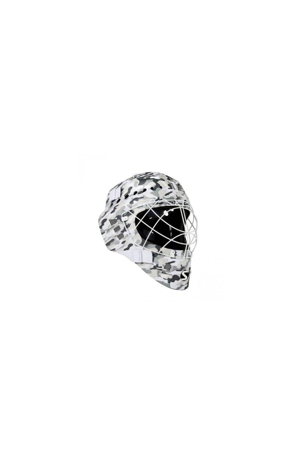 salming phoenix elite helmet camo