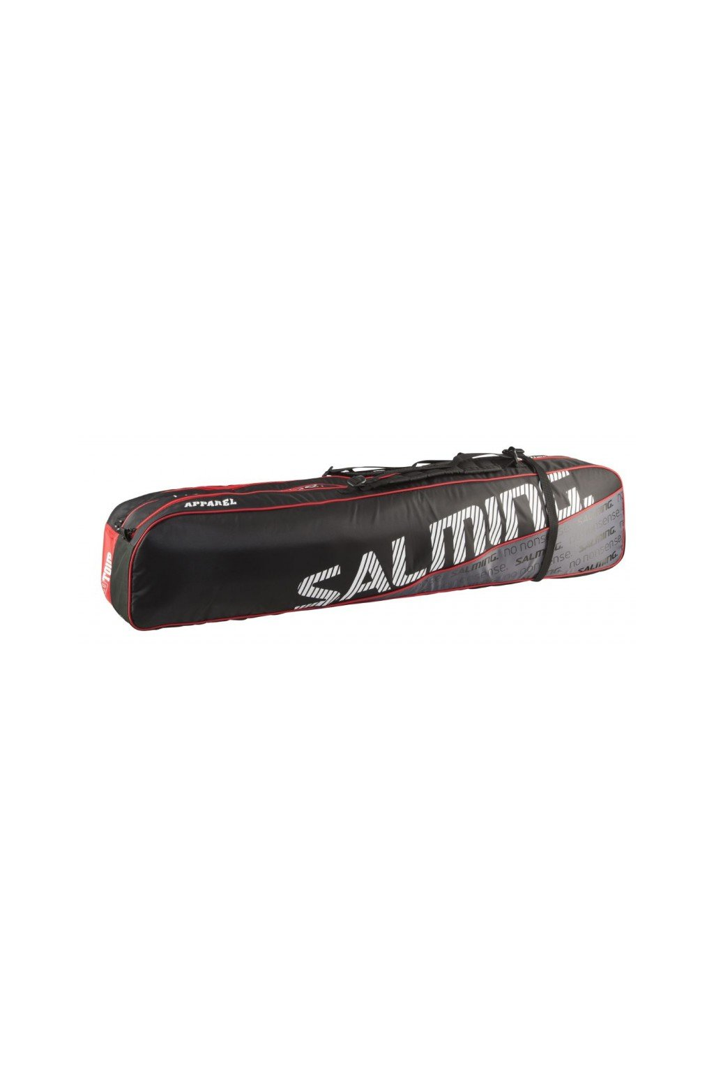 salming pro tour toolbag sr black red