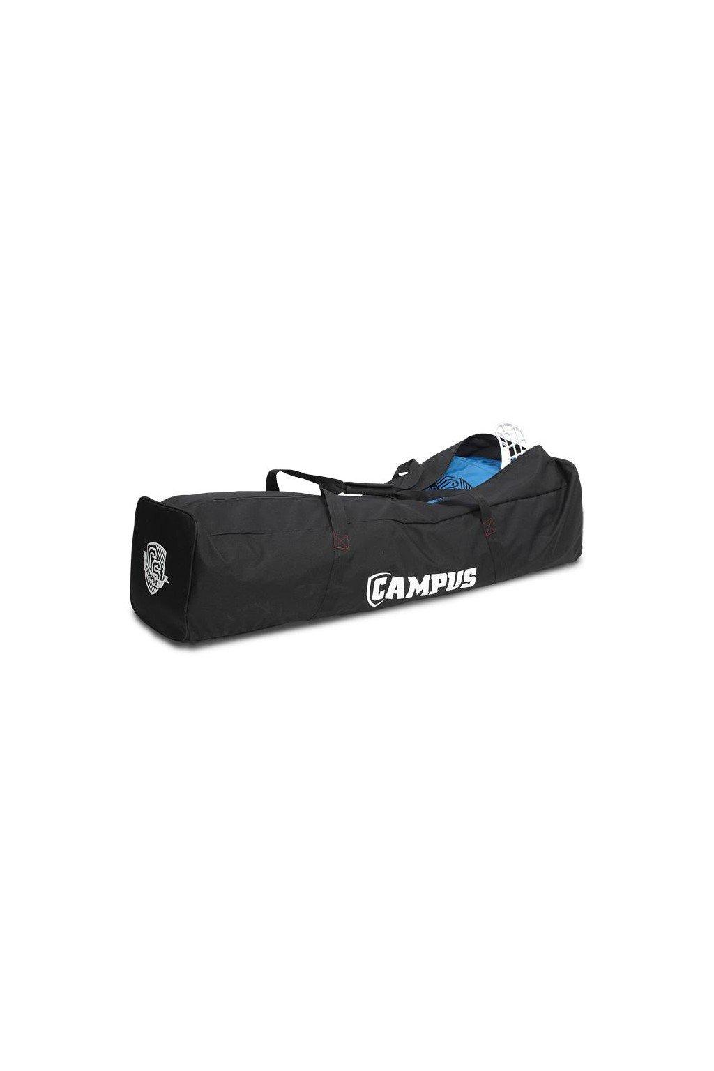 salming campus coach toolbag black