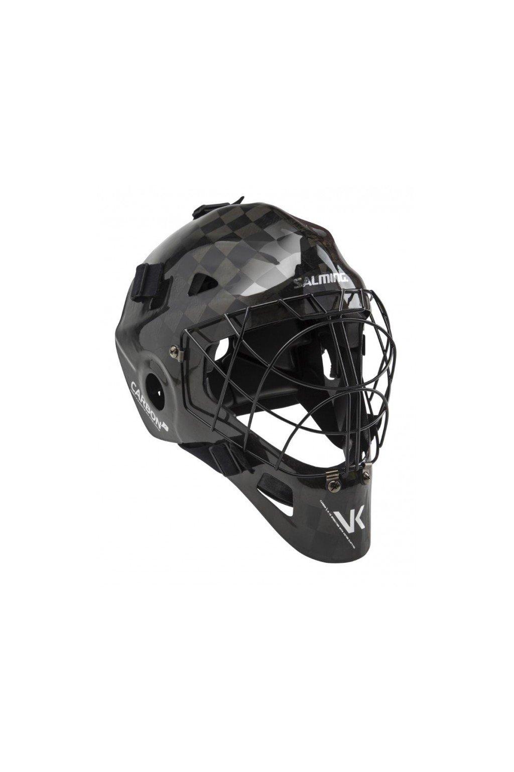 salming carbonx helmet vk edt black