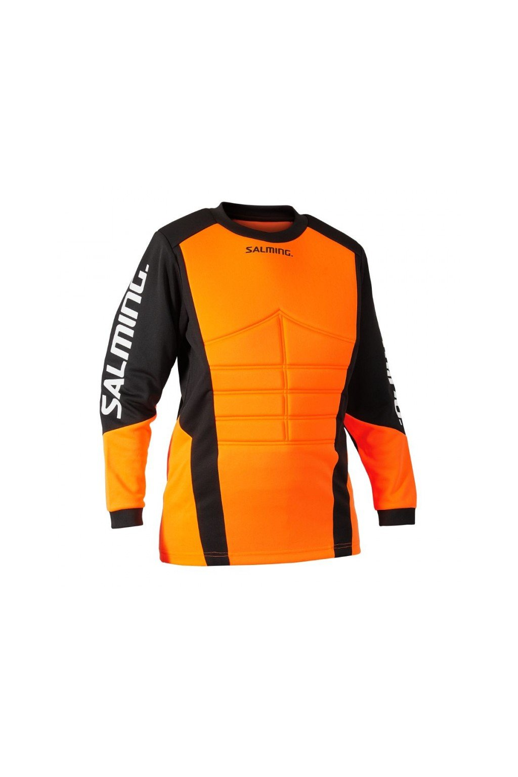 salming atlas jersey jr orange black 128
