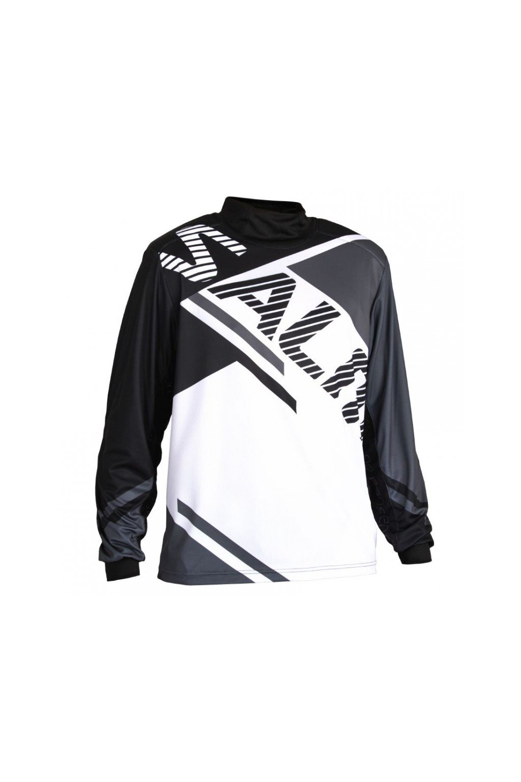 SALMING Atilla Jersey SR Grey/Black