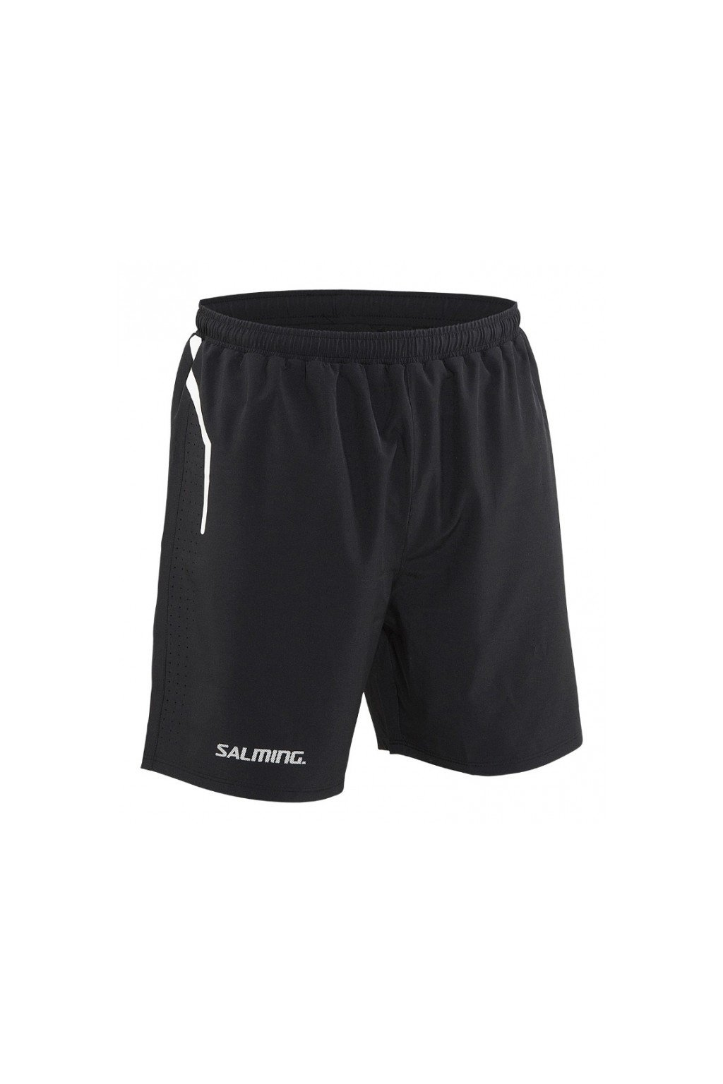 salming pro training shorts black xxl