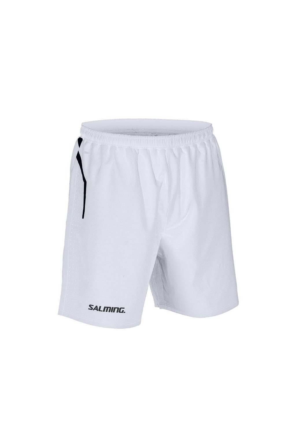 salming pro training shorts white xxl