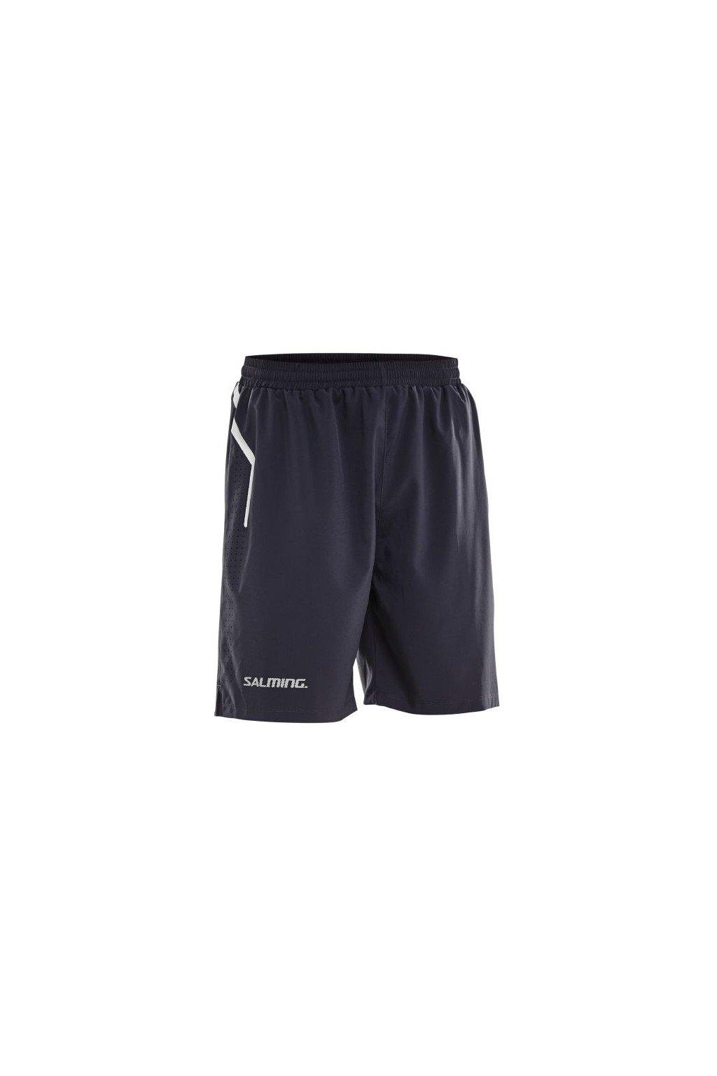 salming pro training shorts jr black 164