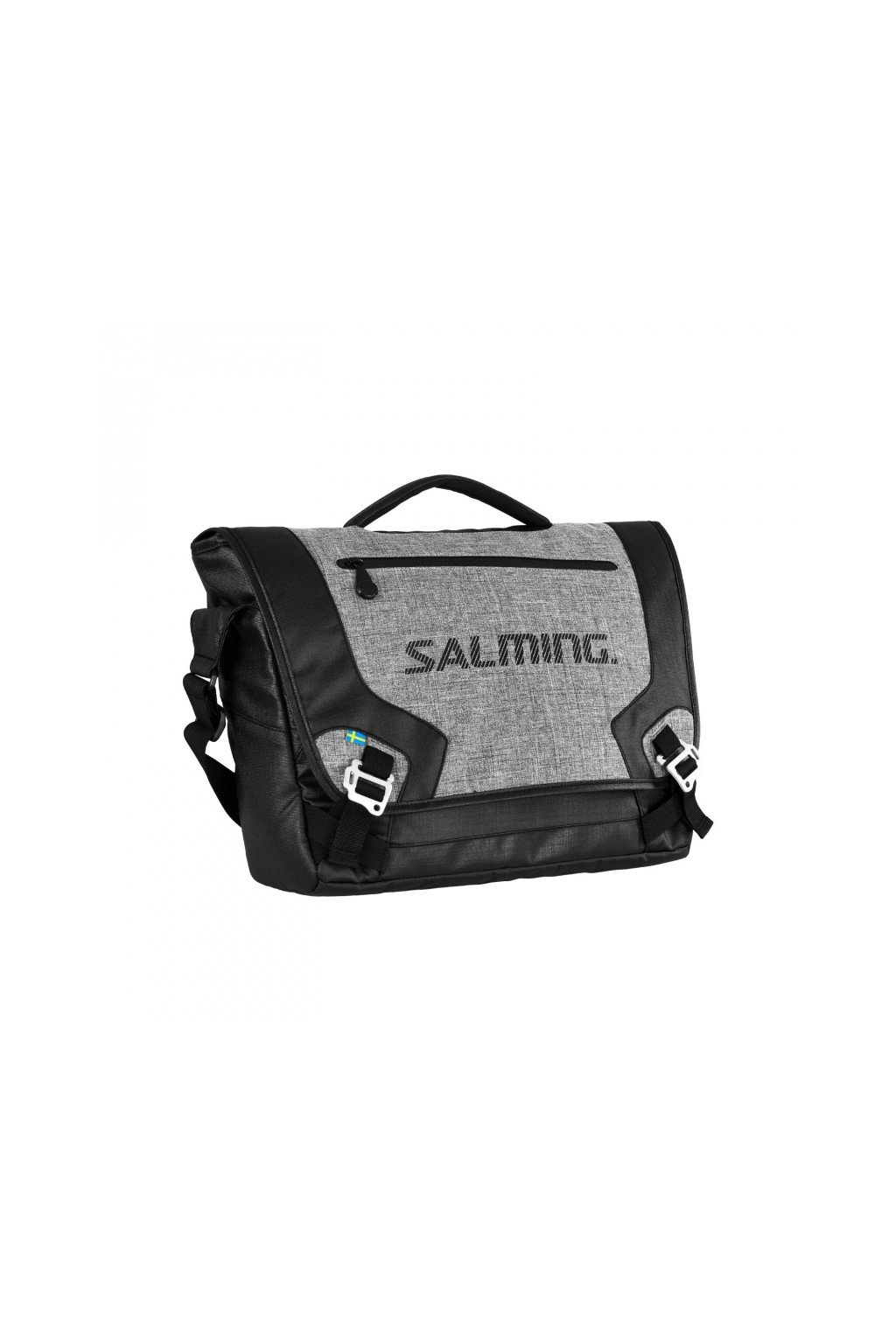 salming broome messenger black grey