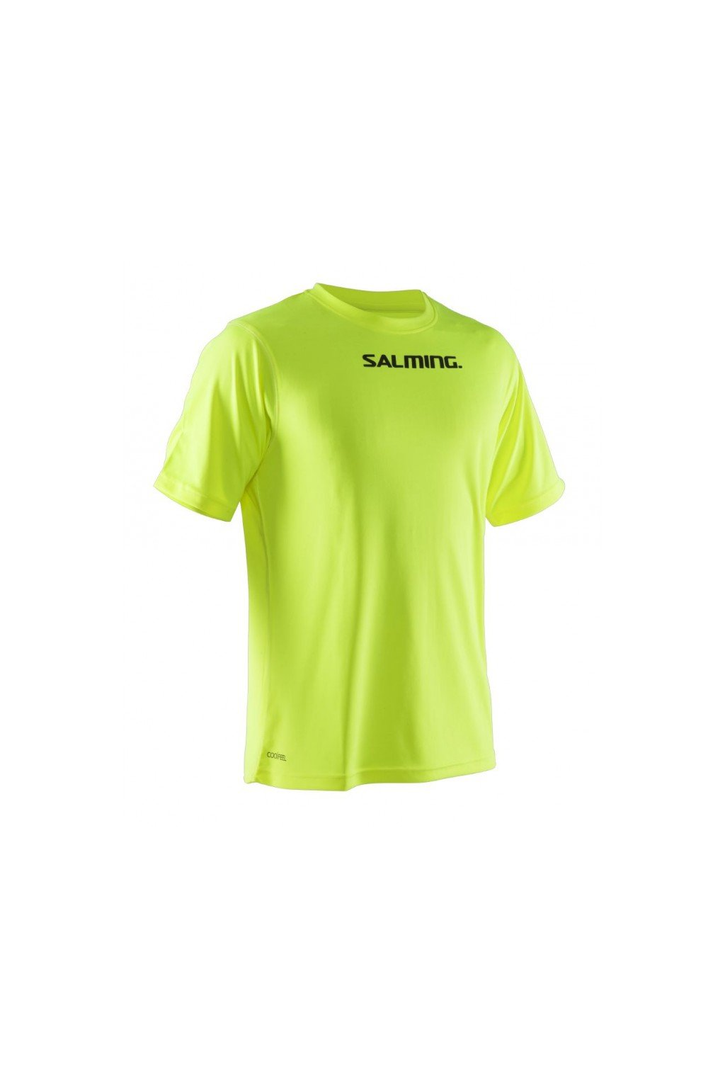 salming focus tee safety yellow xxl