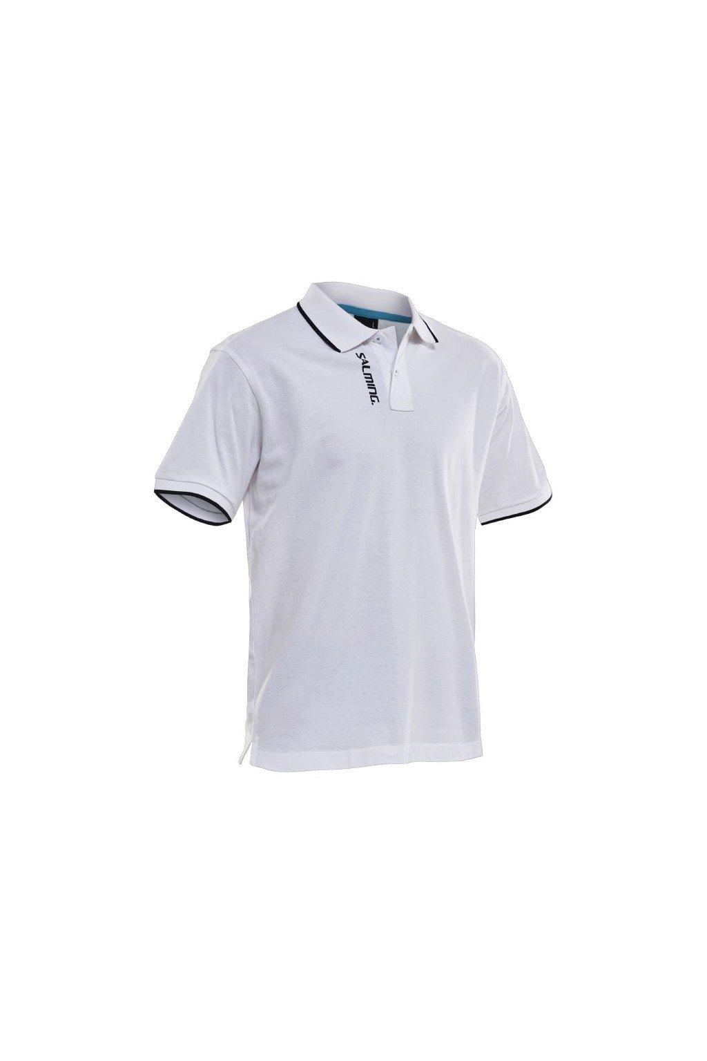 salming team polo men white xxxl