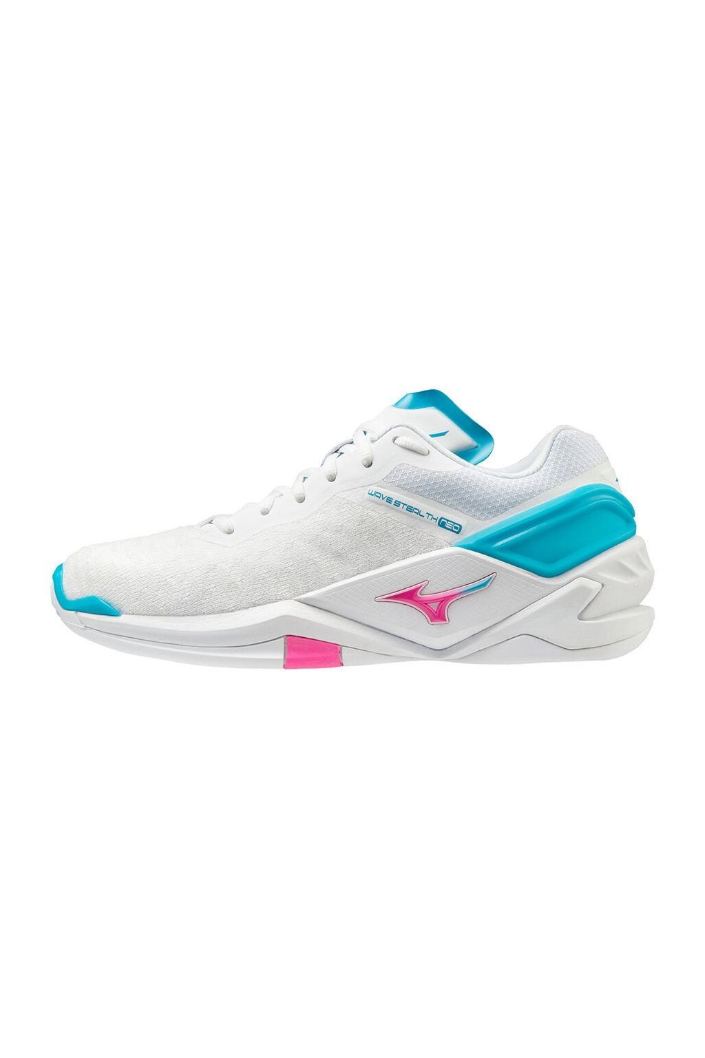 WAVE STEALTH NEO / White/PinkGlo/BlueAtoll