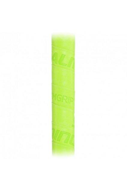 salming x3m pro grip lime green