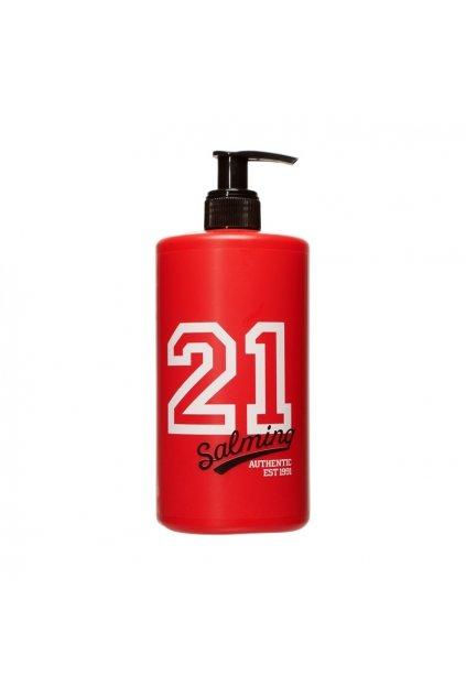 salming 21 hairbody shower gel red 500ml