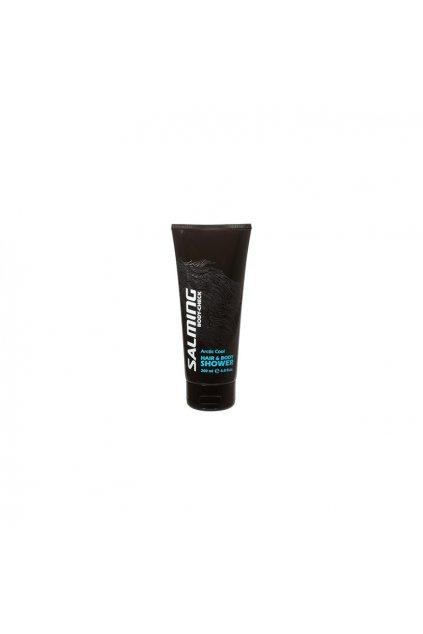 salming arctic cool hairbody shower gel 200ml