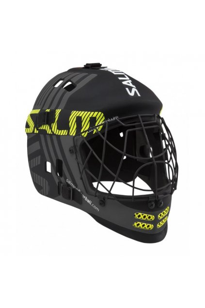 salming core helmet jr black