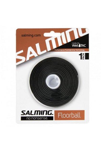 salming tourlite wettac grip black