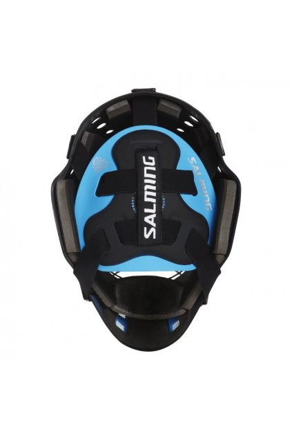 salming elite helmet strapsbuckles black