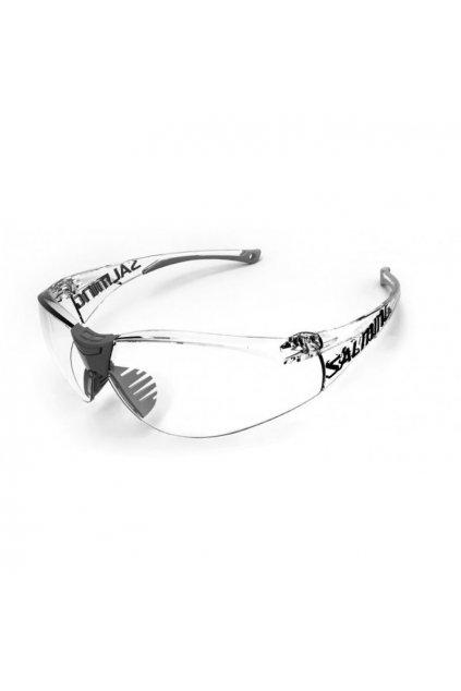 salming split vision eyewear jr gunmetal