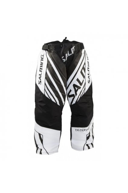 salming phoenix pant jr black white 164