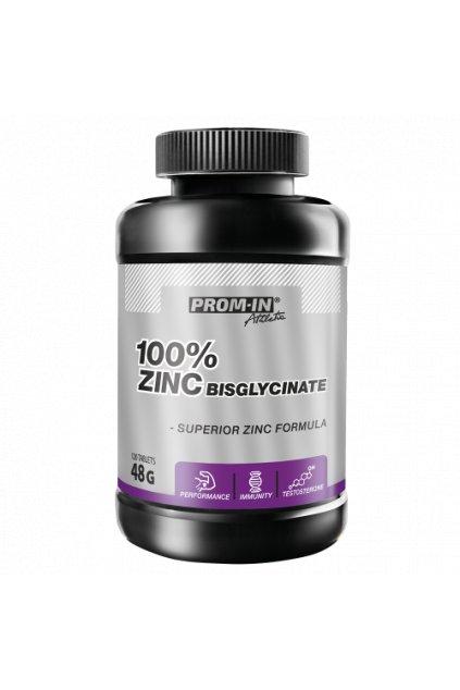 ZINEK BISGLYCINATE 100% (dóza 120 Tablets)