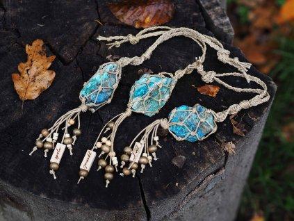 kameny krystaly dekorace afirmace