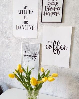 Plakáty do Kuchyně.