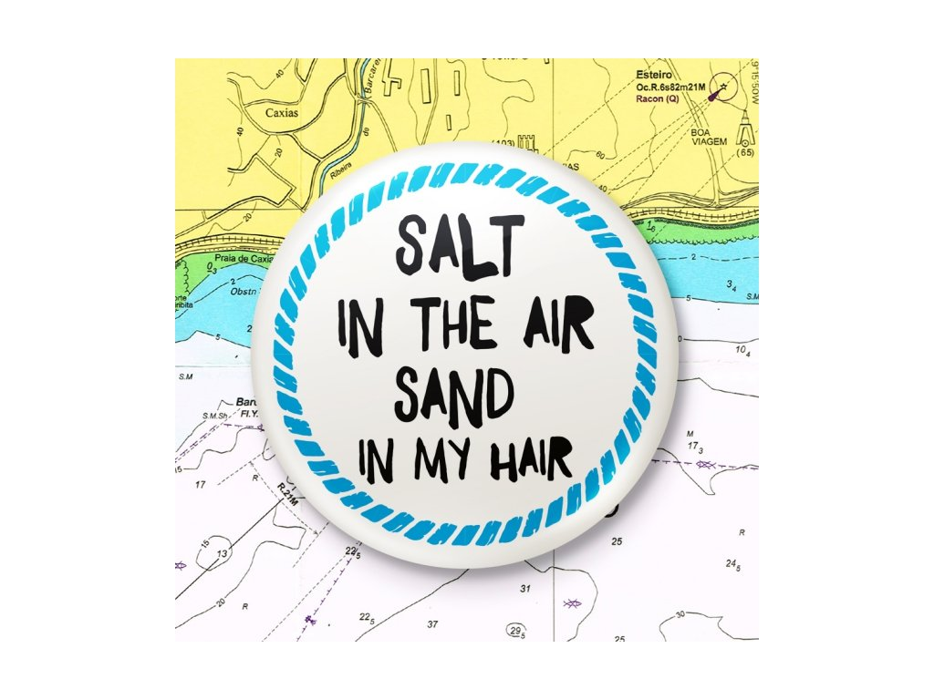 Salt in the air