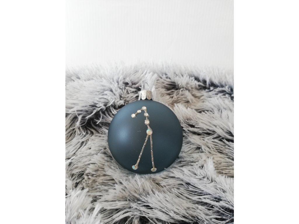 Vánoční koule znamení