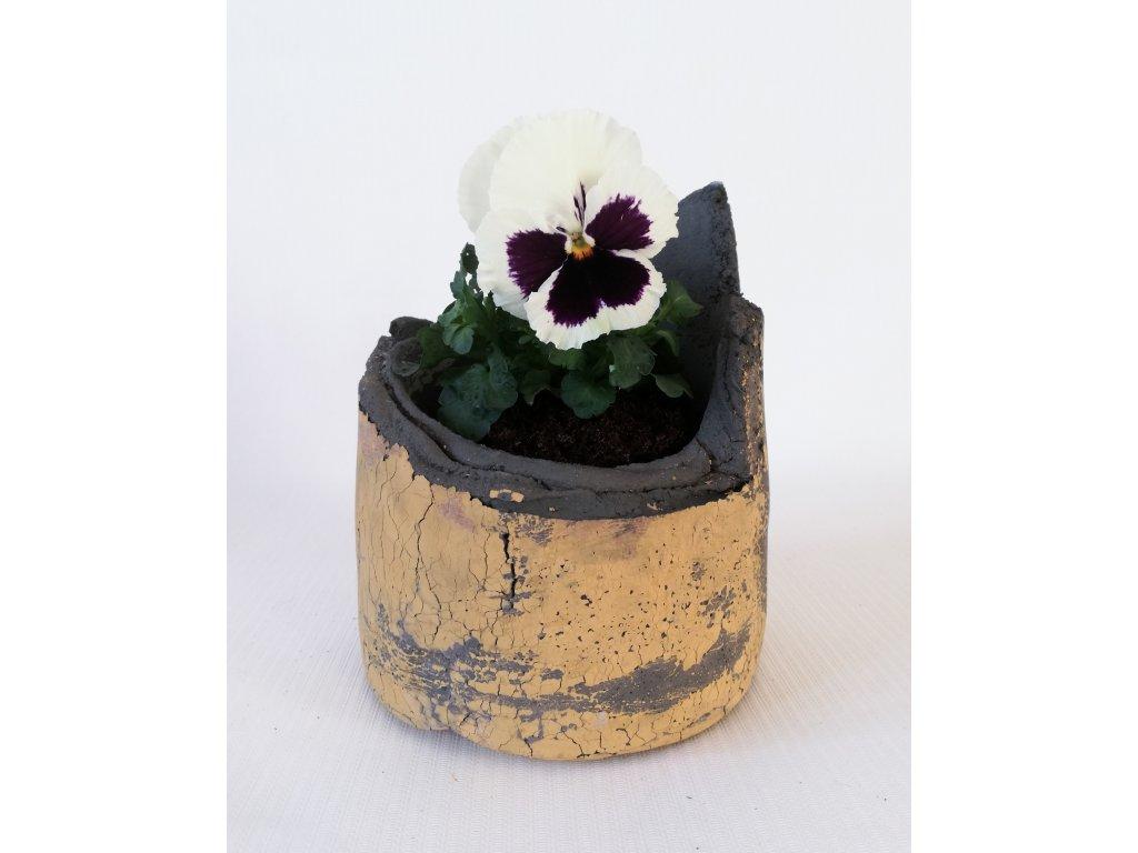Květináč beton