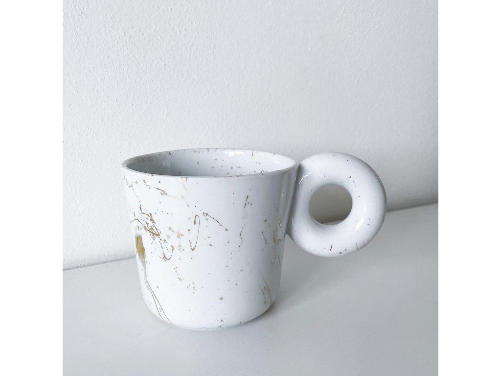Hrnek na čaj český design