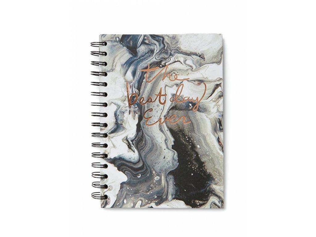 Zápisník ,,MARBLE,,