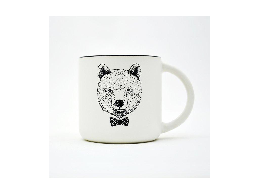 Hrnek medvěd