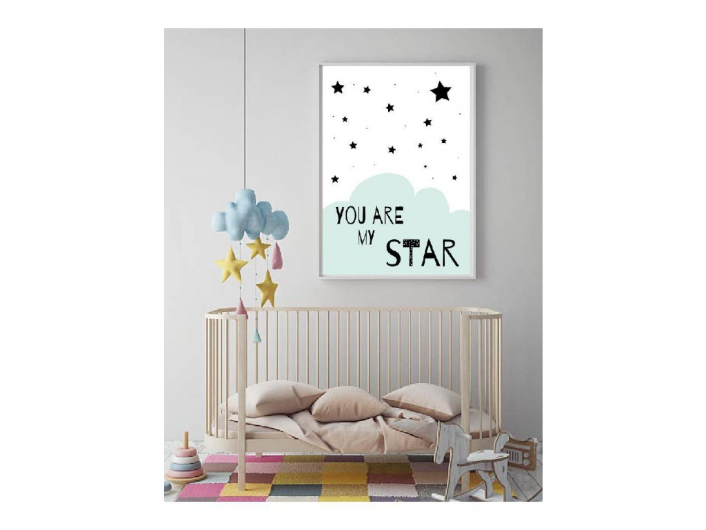 Plakát ,,STAR,,