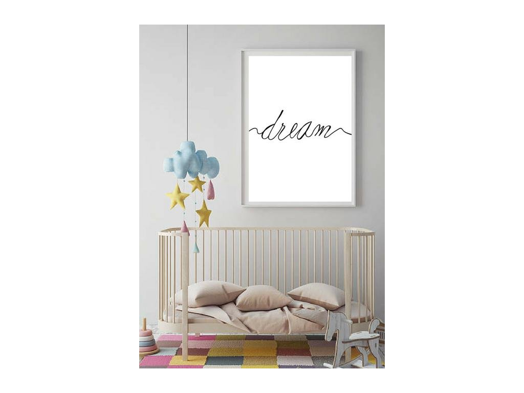 sladké sny plakát