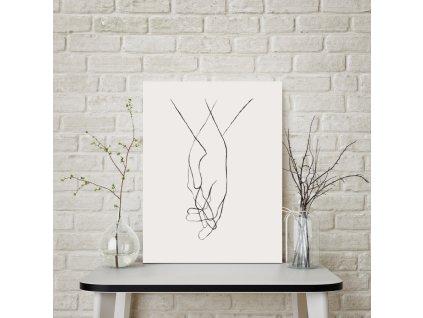 Plakát ruce