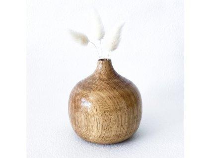 Vaza ze dreva