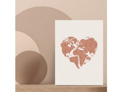 Plakát svět