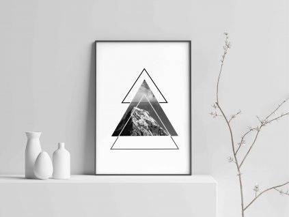 mockup mountains