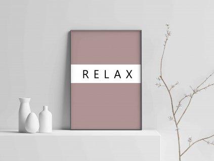 mockup relax